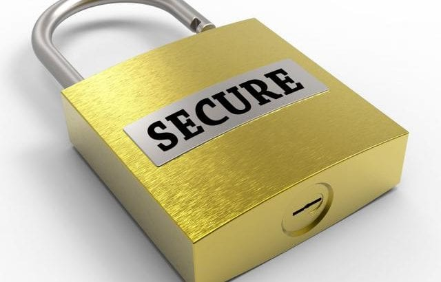 secure self-storage