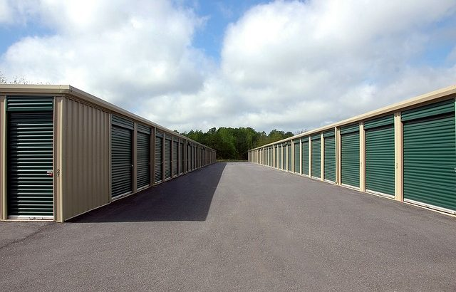 6 Benefits of Using Self Storage Units